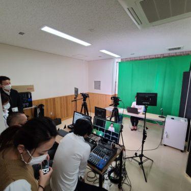 徳島県施設様 オンライン配信機材構築