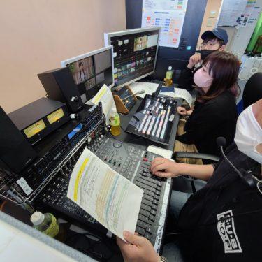 ケーブルテレビ徳島情報番組「STEP」制作