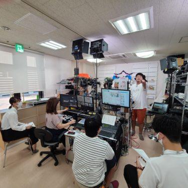 ケーブルテレビ徳島情報番組「朝ごはん食べた?」制作